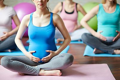 Maternity várandós torna